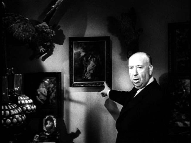 Употреба сликарства у филмовима Алфреда Хичкока