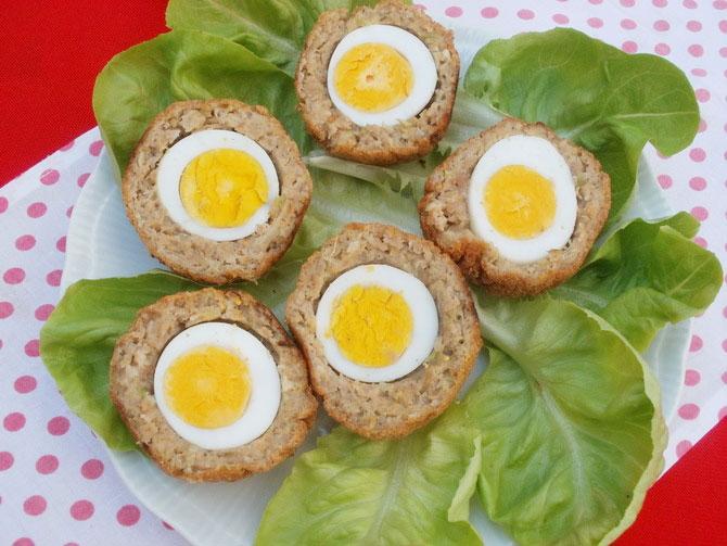 Умотана јаја:  Ево како на најбољи начин да искористите преостала јаја од Ускрса!